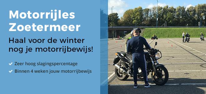 Zoetermeer Motorrijles